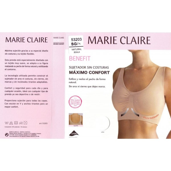 Marie Claire Bra Style 53203