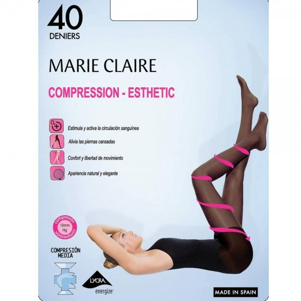 Panty Descanso Marie Claire 4609