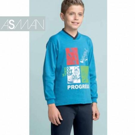 Pijama assman niño 7798