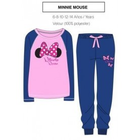 Minnie Pajama 7102