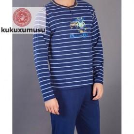 """Kukuxumusu pajama 5210 """"Breaking Bull"""""""