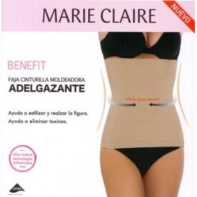 Faja-cinturilla adelgazante Marie Claire 54029