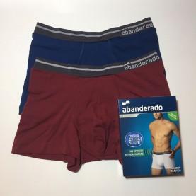 Slip 2 boxers Abanderado 00537
