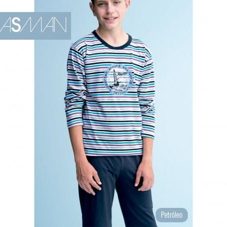 pijama niño asman