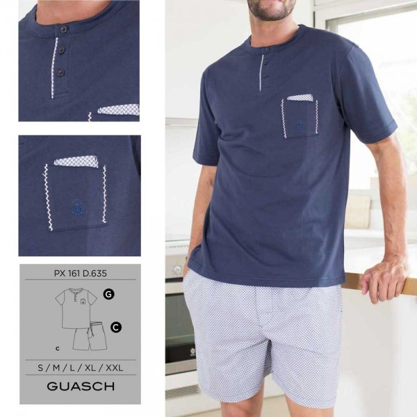 Guasch pajama Style PX232 D346