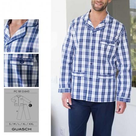 Pijama tela guasch PC181D643