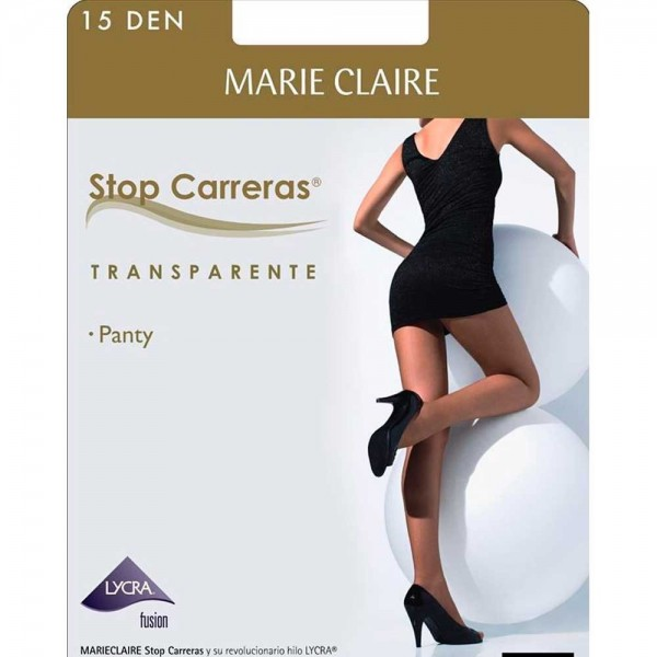 Panty stop carreras marie Claire 4360