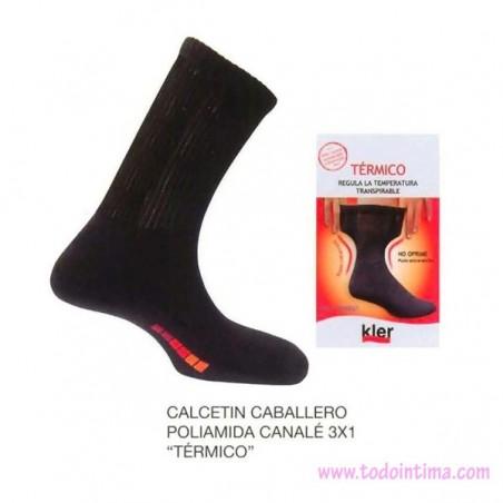 Calcetín térmico Kler 6080