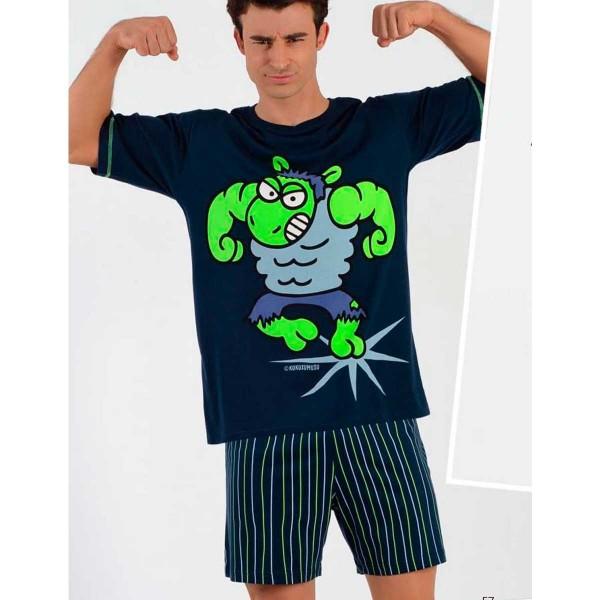 Pijama Kukuxumusu 5224