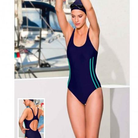 Bañador de natación mujer