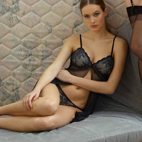 Baby Doll and String Gisela 0131