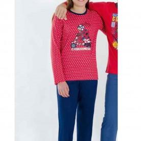 Pijama Kukuxumusu niña 3146