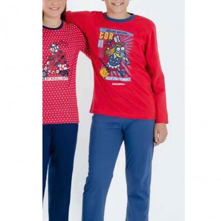 Pijama Kukuxumusu niño 3149