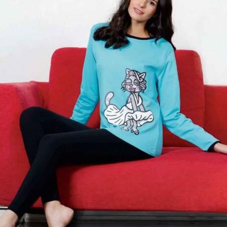 Pijama Kukuxumusu 4218
