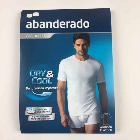 Men Inner Vest Abanderado Dry Cool 577