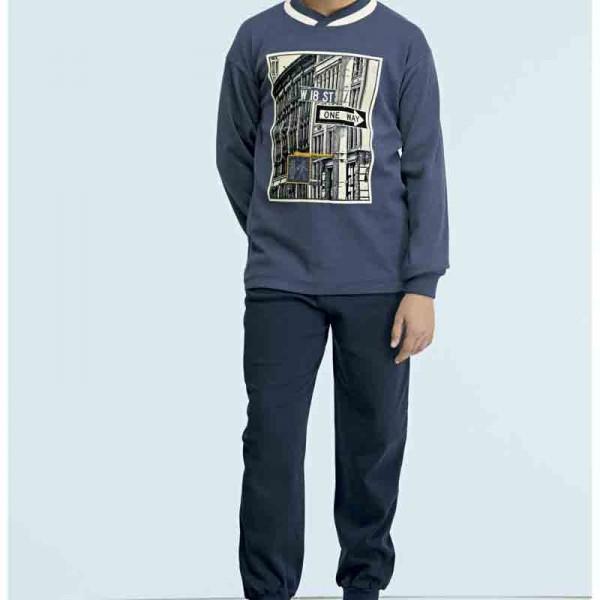 Pijama de niño Assman 7905
