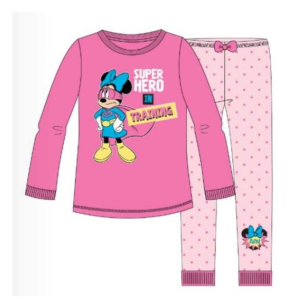 Pajama Minnie Mouse 51006