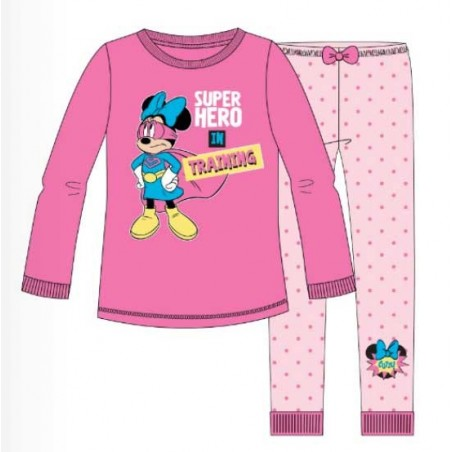 Pijama Minnie Mouse 51006