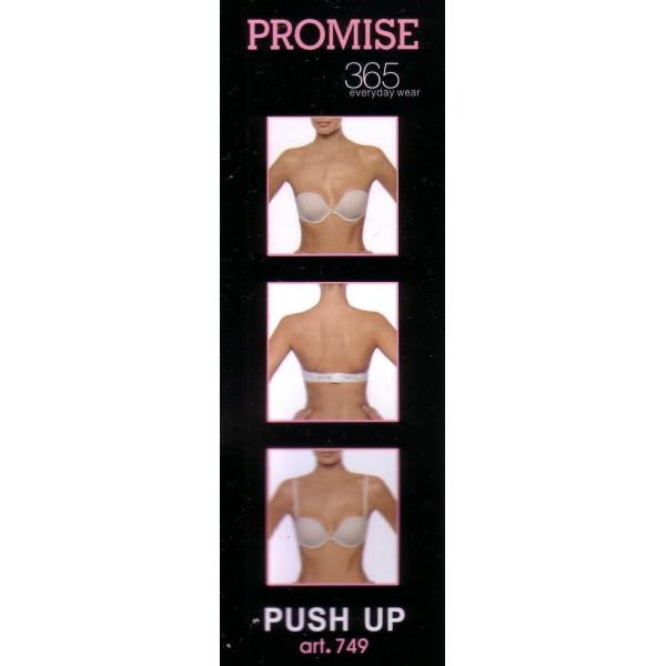 Promise push-up bra