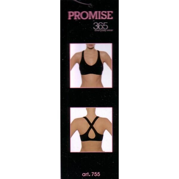 Sujetador deportivo Promise 755