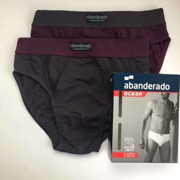 Pack 3 slips Abanderado ref.00190