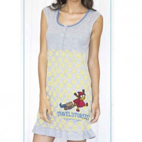 Kukuxumusu nightdress 4164
