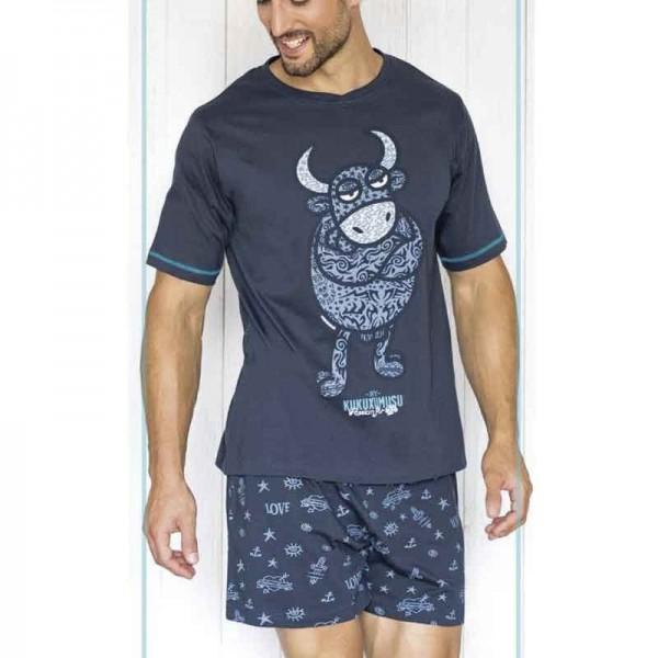 Pijama Kukuxumusu 5191