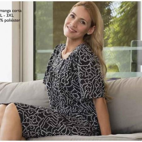 Vestido playero senior marie Claire 60759