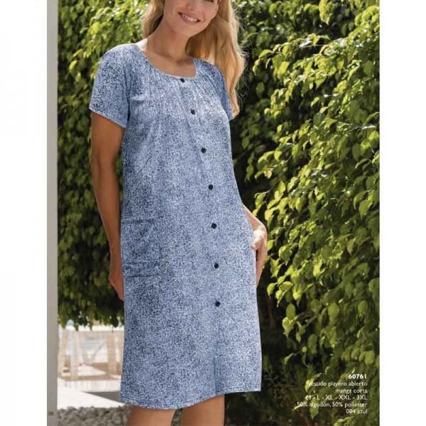 Vestido playero senior marie Claire 60761