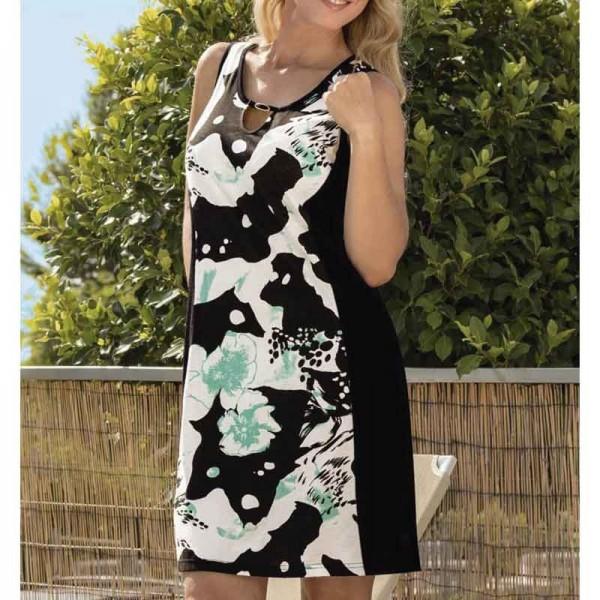 Vestido playeroMarie Claire 60769