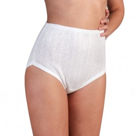 Classic brief Double Fabric Sool