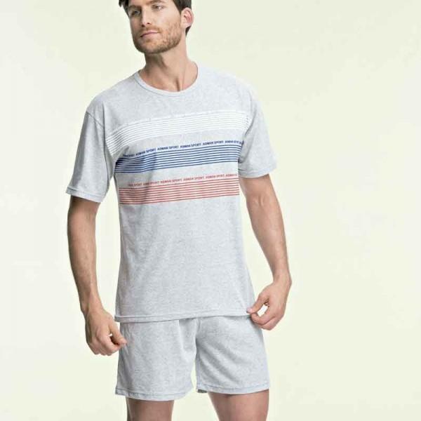 Assman pajama 7808