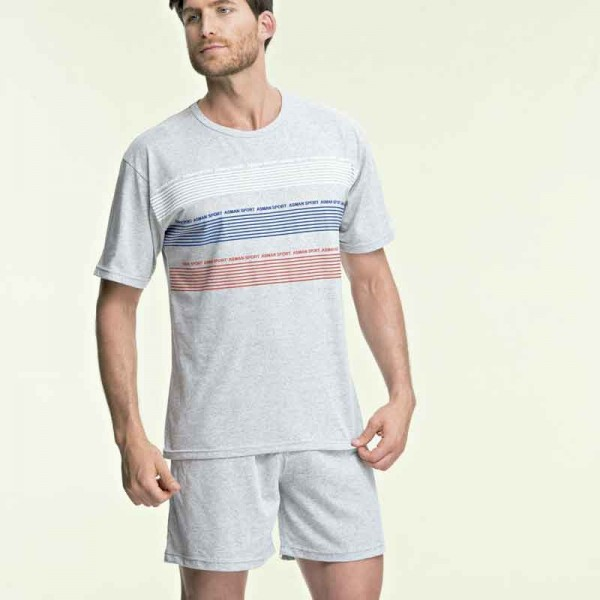 Pijama Asman 7156