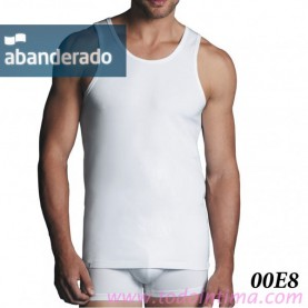 Camiseta tirantes Abanderado A00E8