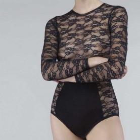 Lace body Gisela 0166