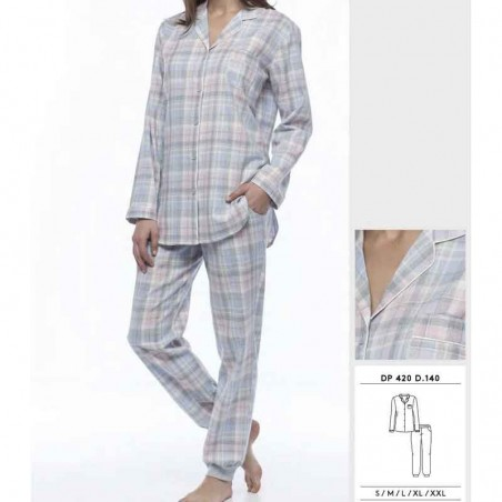 Pajama Aralia 7399