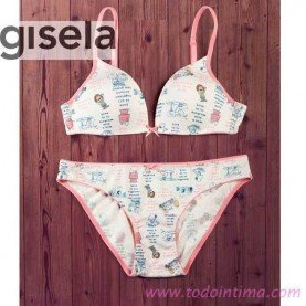 Conjunto Gisela 0197
