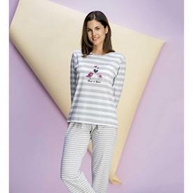 Even pajama style 7475