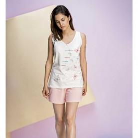 Even pajama style 7455