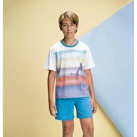 Pijama niño Assman 7247