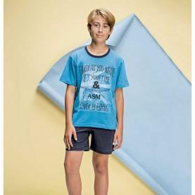 Pijama niño Assman 7253