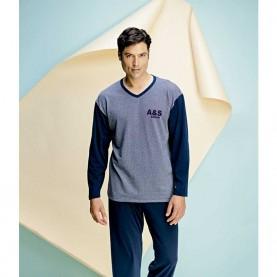 Assman pyjama 7808