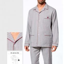 Pijama Viyela Guasch PC421D733