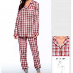 Pajama Viyela Guasch DP420D173