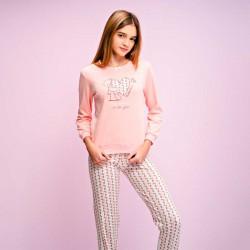 Pajama Girl 7327