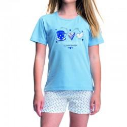 Girl pajama Aralia 7341