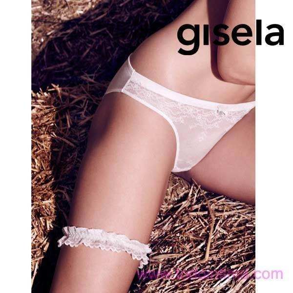 Brief and garter Gisela 0414