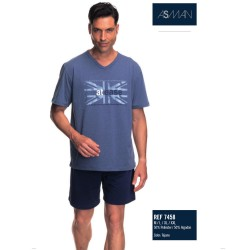 Pyjama Asman 7458