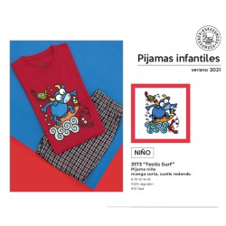 Pyjama Kukuxumusu 3173