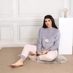 Pijama Polar Marie Claire...